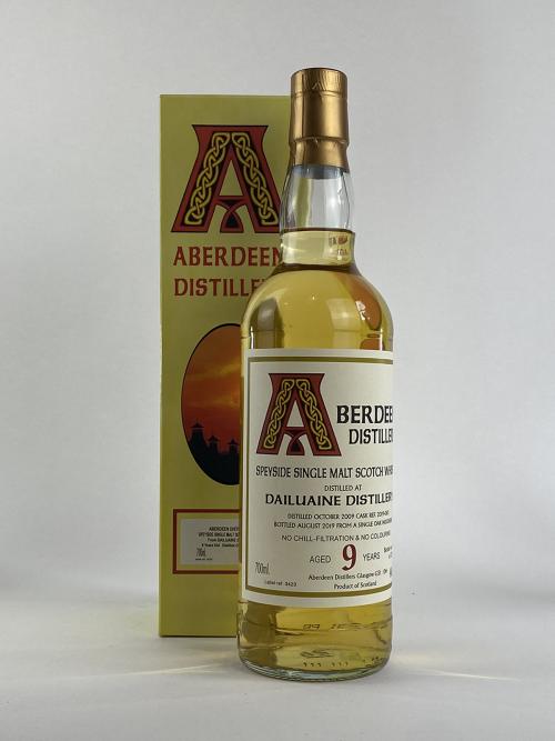 Aberdeen Dailuaine 8yo
