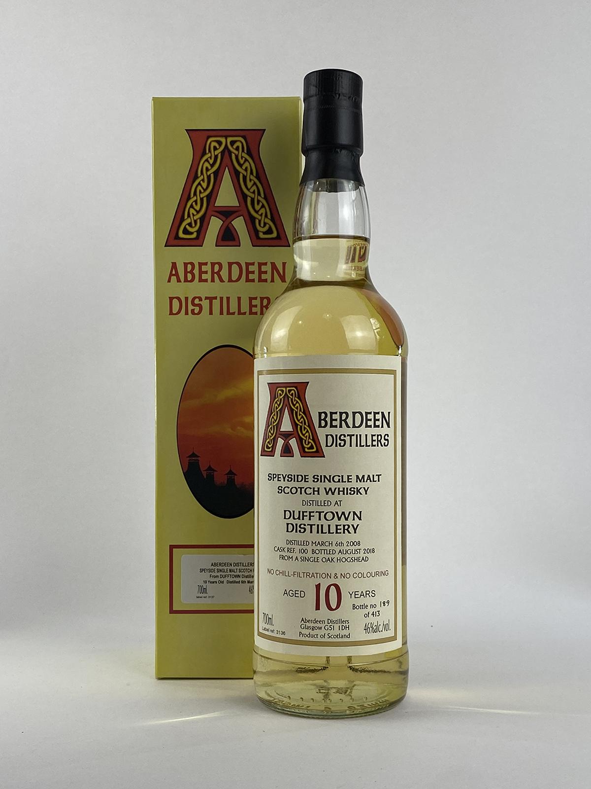 Aberdeen Dufftown 10yo
