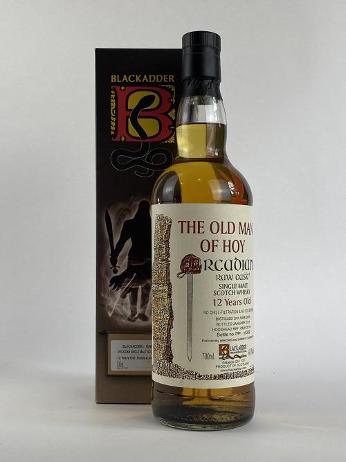 Blackadder Old Man Of Hoy 12yo