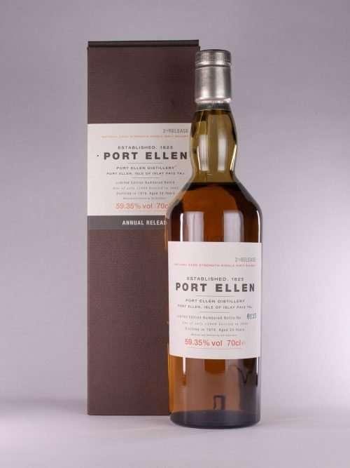 Port Ellen 2nd Edition