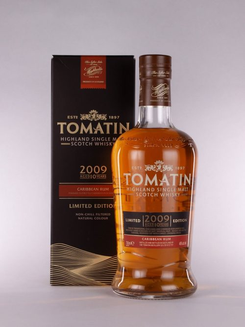 Tomatin Caribbean Rum Finish