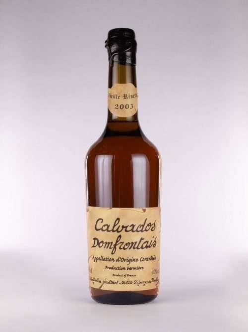 Fermiere Calvados Domfontais