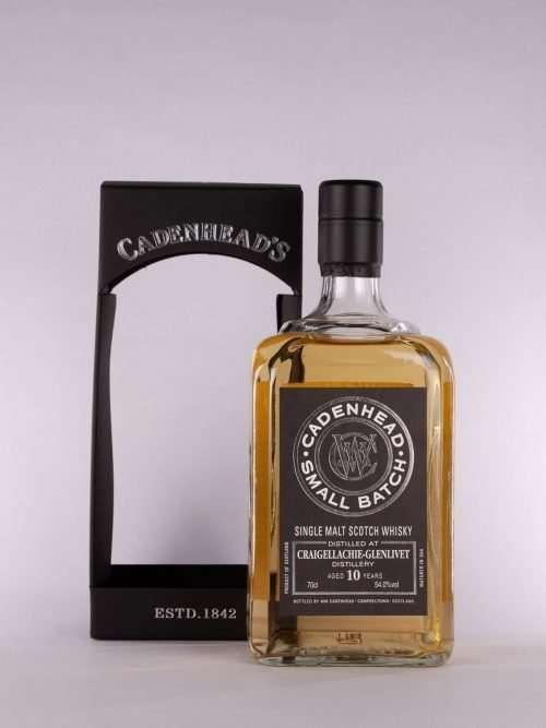 Cadenhead Craigellachie 10yo