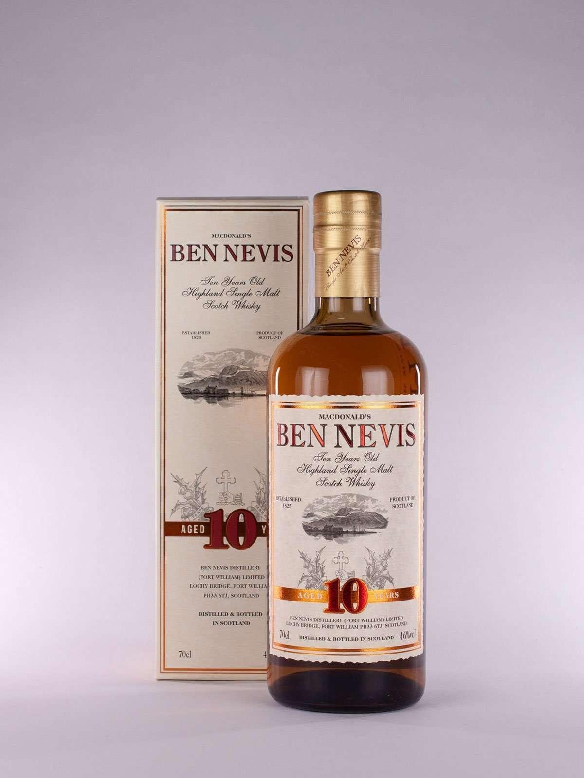 Ben Nevis 10yo