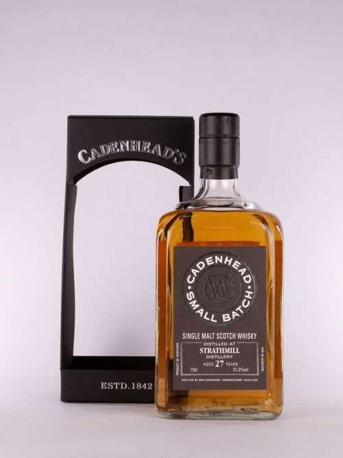 Cadenhead Strathmill 27yo