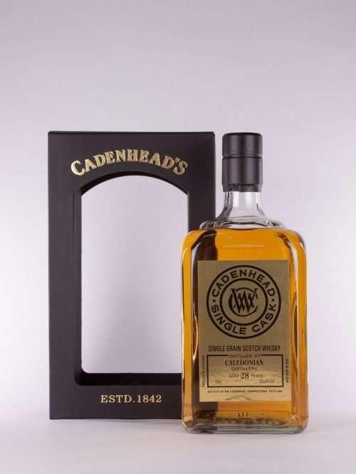 Cadenhead Caledonian 28yo