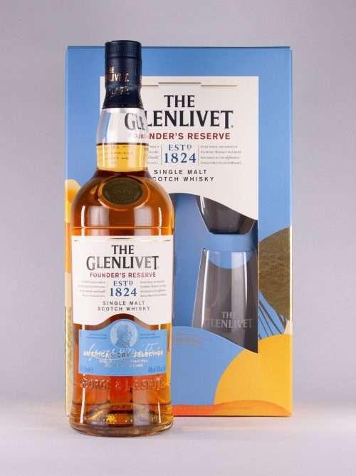 Glenlivet Glass Pack