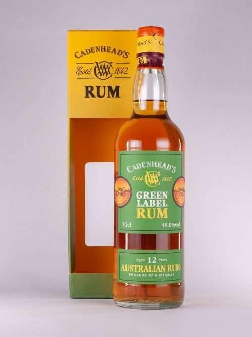 Cadenhead Australia Rum 12yo