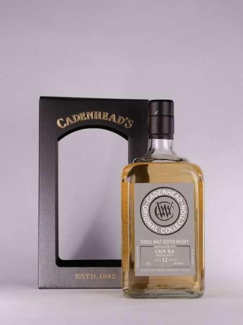 Cadenhead Caol Ila 12