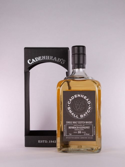 Cadenhead Benriach 10