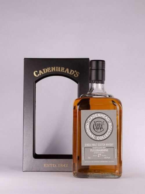 Cadenhead Tullibardine 27yo