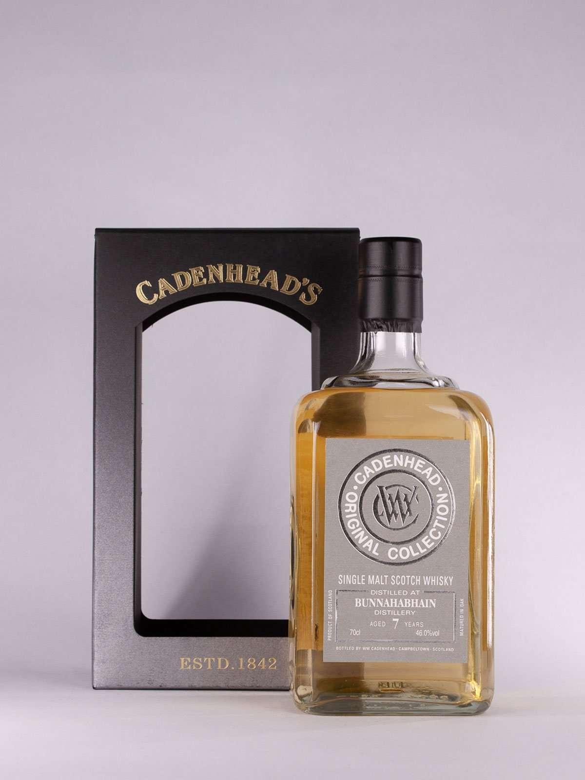 Cadenhead Bunnahabhain 70yo