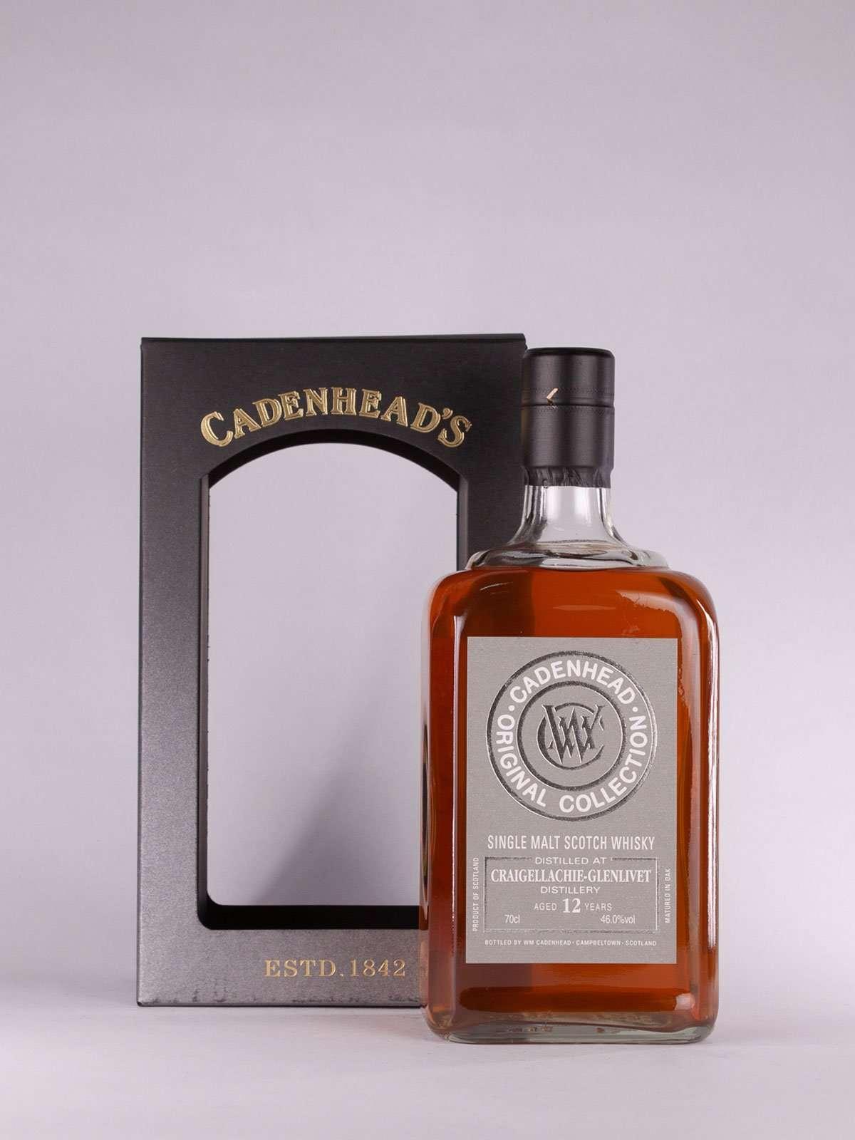 Cadenhead Craigellachie 12yo