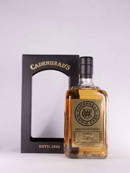 Cadenhead Cambus 29yo