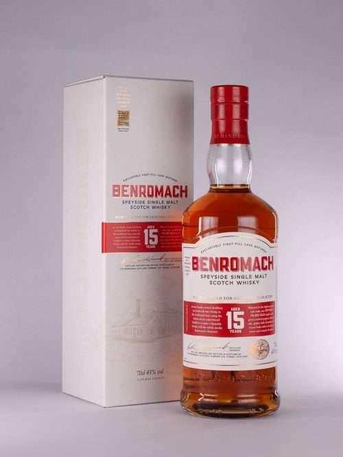 Benromach 15yo