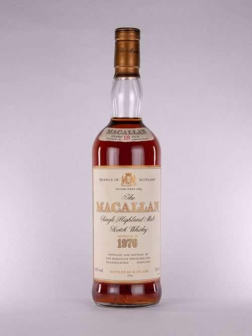 Macallan 1976 18yo