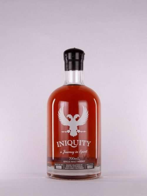 Iniquity Batch 11