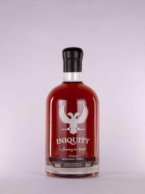 Iniquity Batch 003