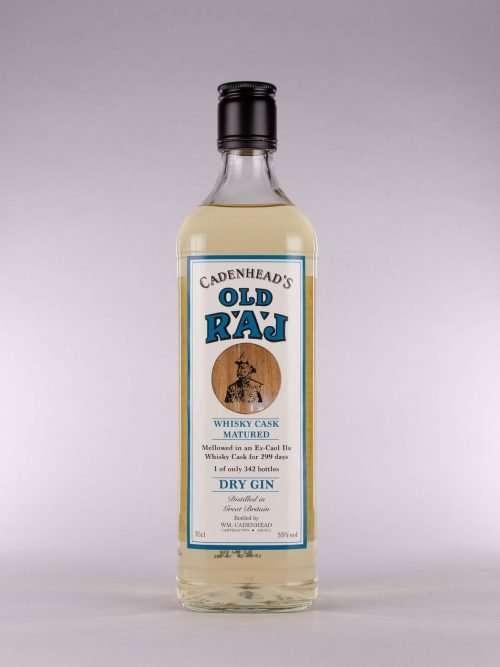Cadenhead Old Raj Gin Whisky Cask