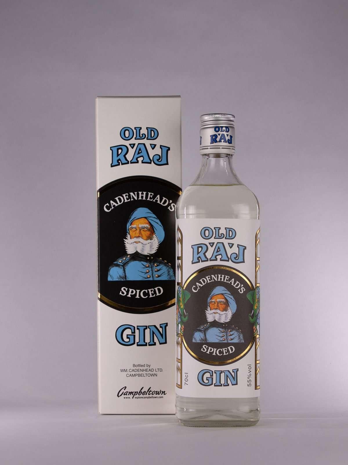 Old Raj Spiced Gin