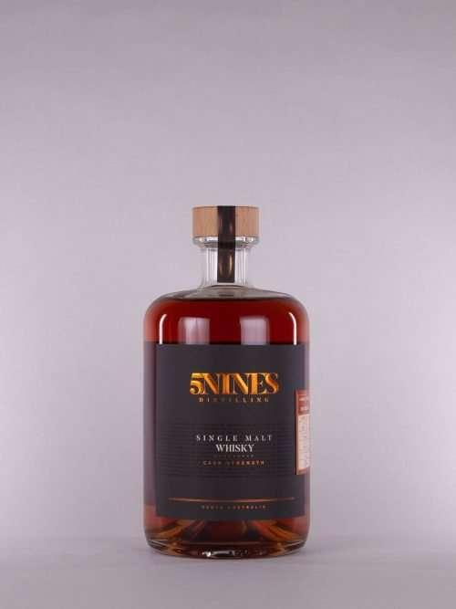 5 Nines Bourbon