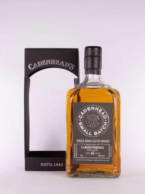 Cadenhead Cameronbridge 26yo