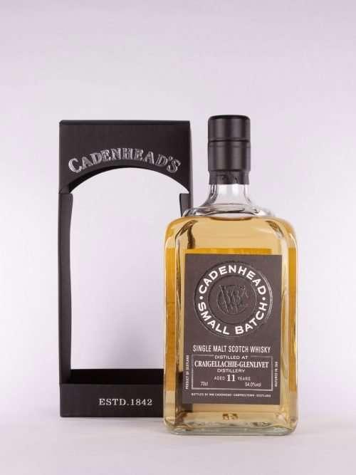 Cadenhead Craigellachie 11yo
