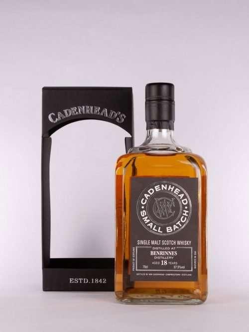 Cadenhead Benrinnes 18yo 57.5%