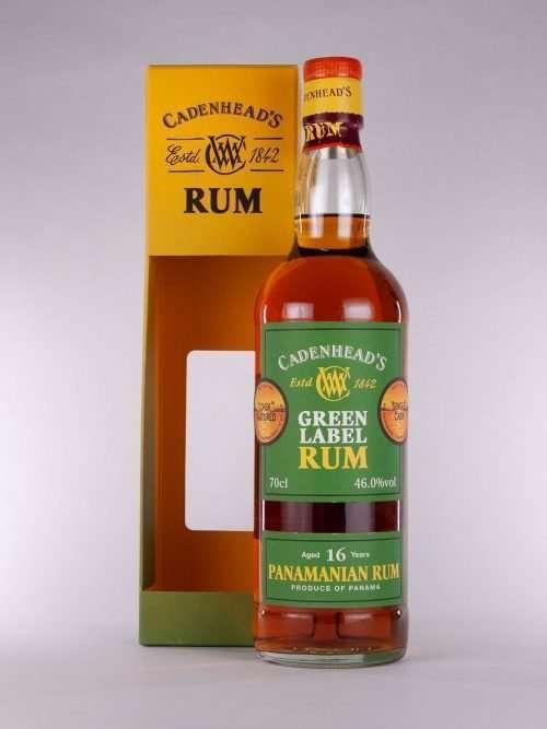Cadenhead Panama 16yo