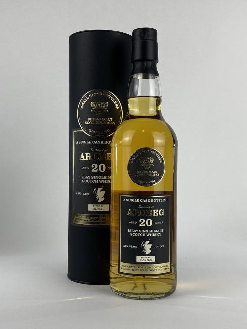 The Distillers Art Ardbeg 20yo
