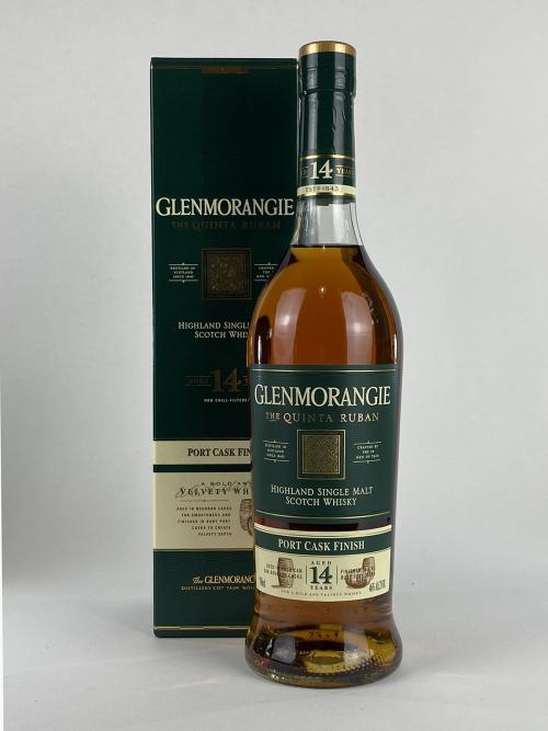Glenmorangie Quinta Ruben 14yo